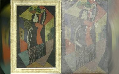 מה משותף למונה ליזה ולסבתא רבתא - היסודות לתחזוקה של היצירות בביתכם